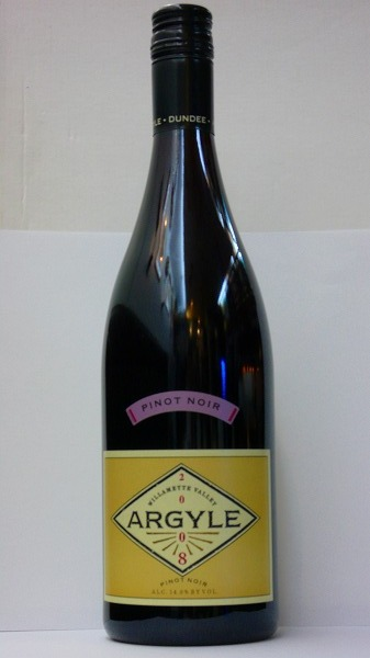 Argyie Winery Pinot Noir (アーガイル ワイナリー)